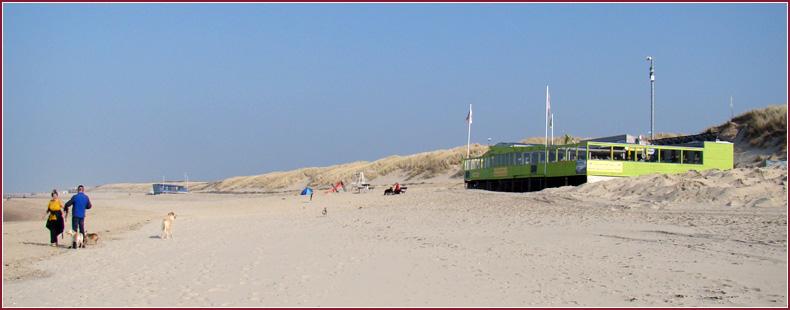 Strandpaviljoen Berkenbosch
