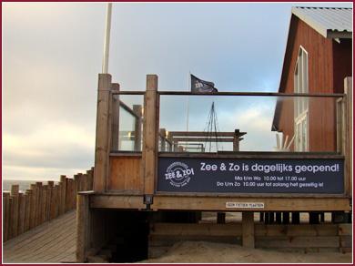 Strandpaviljoen Zee & Zo